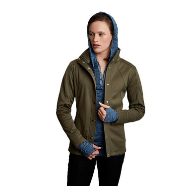 Hi-Tec Women's Florence Bonded Softshell Jacket