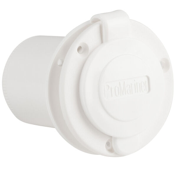 ProMariner AC Plug Holder, White
