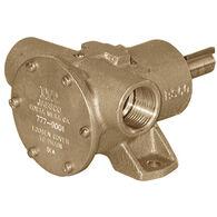 Jabsco Pulley Driven Neoprene Impeller Pump, 23 GPM