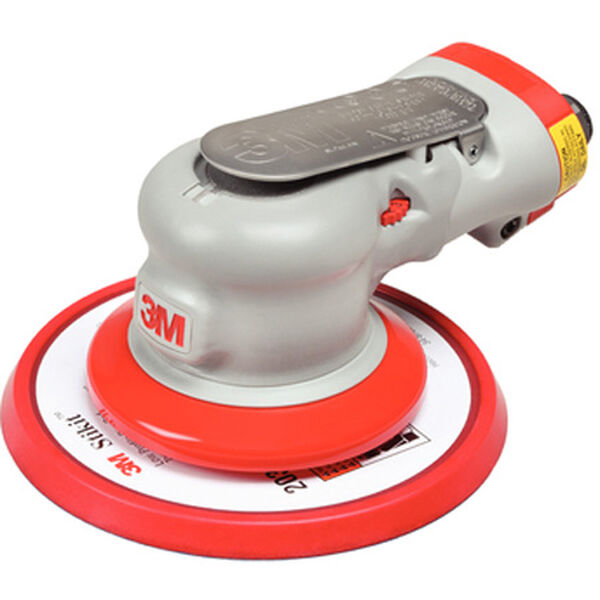 "3M Elite Series Random Orbital Sander, Central Vacuum-Ready (3/16"")"