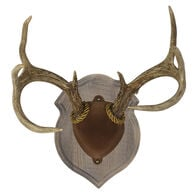 Walnut Hollow Deluxe Antler Kit, Solid Wood with Rustic Finish