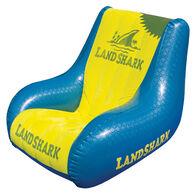 Margaritaville Land Shark Aqua Chair