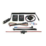 Wireless Universal Supplemental Braking System Monitor & Brake Light Switch Kit