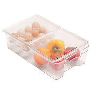 5-Piece Fridge and Freezer Bin Set