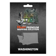 onXmaps HUNT GPS Chip for Garmin Units + 1-Year Premium Membership, Washington