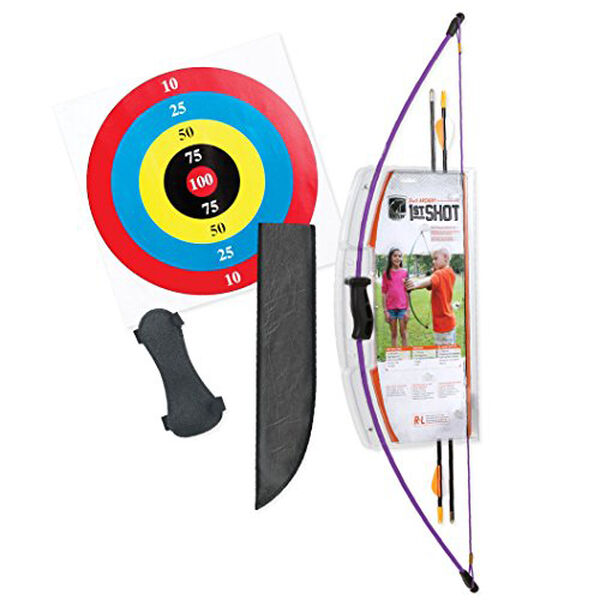 Bear Archery 1st Shot Youth Bow Package
