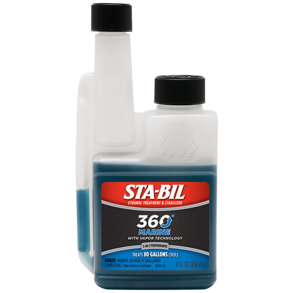 STA-BIL 360 Marine Ethanol Fuel Treatment, 8 oz.