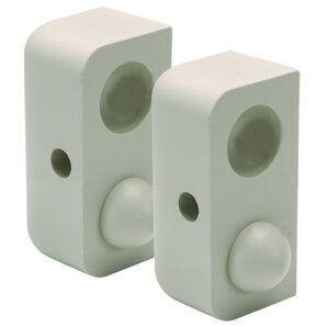 Dockmate Full Profile Dock Cushion End Caps, pair