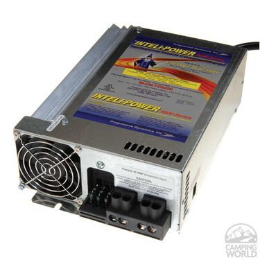 Progressive Dynamics 80 Amp Converter with Charge Wizard