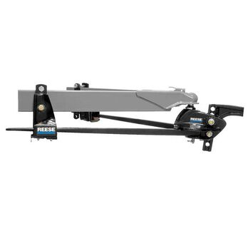 Reese Steadi-Flex Weigh Distributing Hitch, 12,000 lb. trailer weight, 1,000 lb. tongue weight