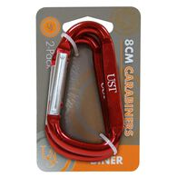 Ultimate Survival Technologies Carabiner 2-Pack, 8cm