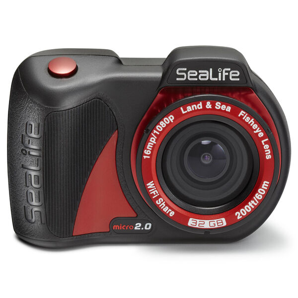 SeaLife Micro 2.0 Underwater Camera, 32GB