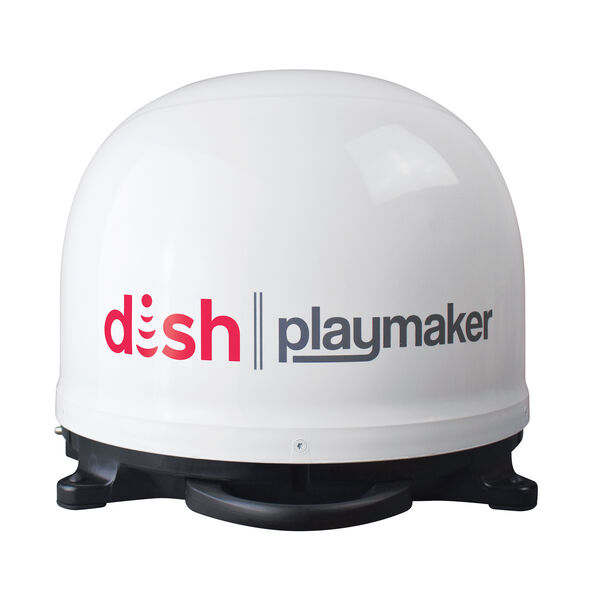 DISH Playmaker Portable Satellite Antenna