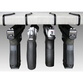 Liberty Safe Under-Shelf Handgun Hangers, 4-Pack