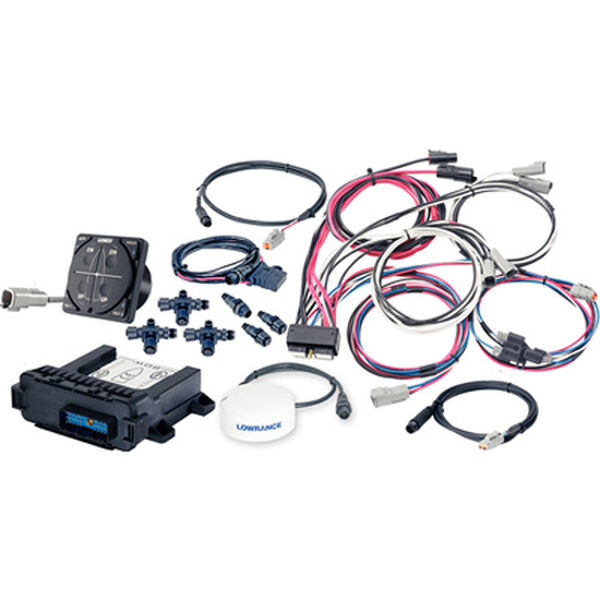 Lenco Auto Glide Boat Control Kit For Dual Actuator Trim Tab System