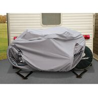 Dual Bike Cover, Gray