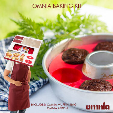Omnia Stove Top Oven Baking Kit
