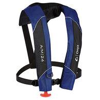 Onyx A/M-24 Auto/Manual Inflatable Life Jacket, Blue