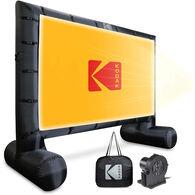 Kodak 17 Foot Inflatable Outdoor Projector Screen