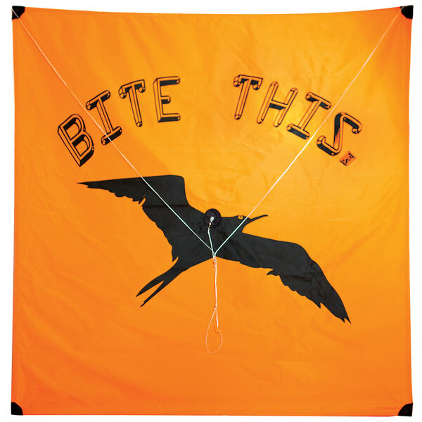 Tigress Fishing Kite, Bite This