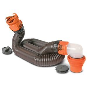 RhinoFLEX Swivel RV Sewer Hose Kit