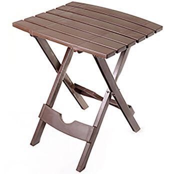 Original Quik-Fold Table, Brown