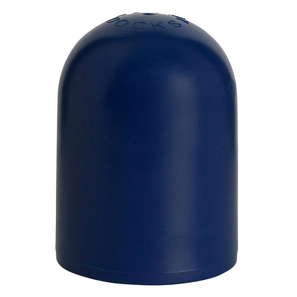 Tommy Docks Rubber Safety Cap - Normal Duty - Blue
