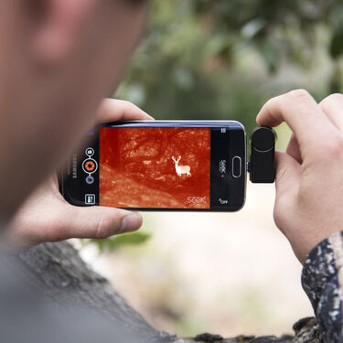 Seek Thermal CompactXR Smartphone Thermal Imaging Camera, Android