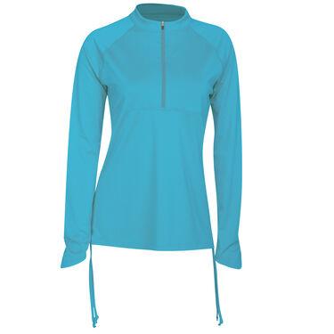 Nepallo Women's Trophy Sun Protection Half-Zip Pullover