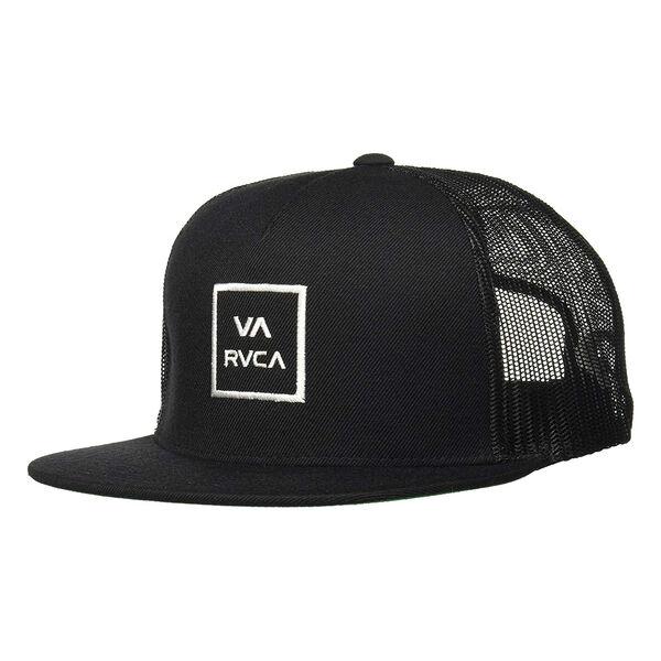 RVCA Men's VA All The Way Trucker Hat III