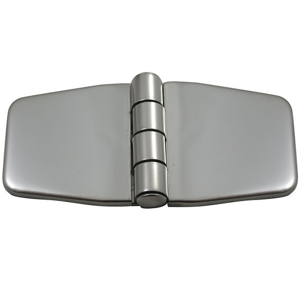 """Southco Stamped Covered Hinge - 316 Stainless Steel - 1.4"""" x 3"""""""