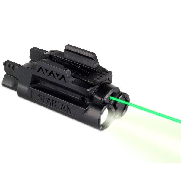 LaserMax Spartan Light & Green Laser