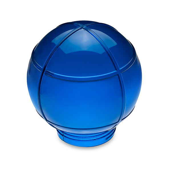 Camco Replacement Globe for Globe Light Set, Blue