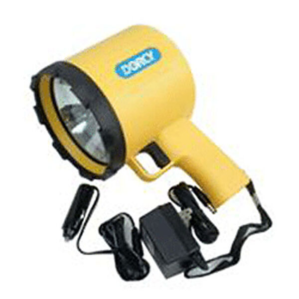 Dorcy Rechargeable Spotlight, 1 Million Candle Power