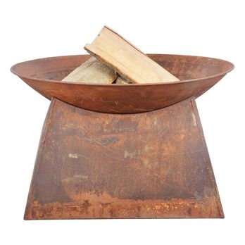 Rust Fire Bowl