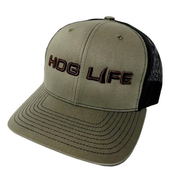 Hog Life Sioux Loden Adjustable Snapback Hat