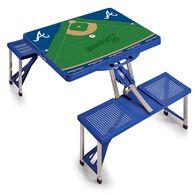 Atlanta Braves Portable Picnic Table