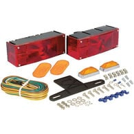 Optronics Waterproof Low-Profile Trailer Light Kit