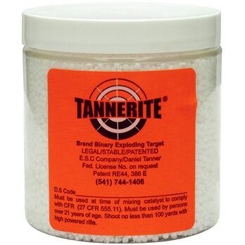 Tannerite Exploding Rifle Target, Single-Pack, 1/2-lb. Target