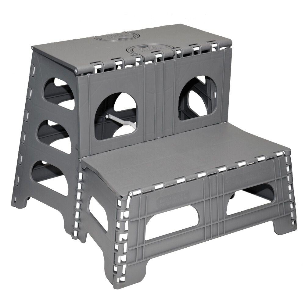 Brilliant Folding 2 Step Stool Lamtechconsult Wood Chair Design Ideas Lamtechconsultcom