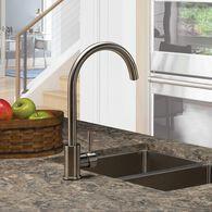 Flow Max™ Curved Gooseneck Faucet