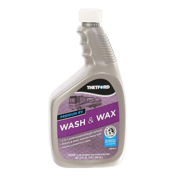 Premium RV Wash and Wax - 32 oz.