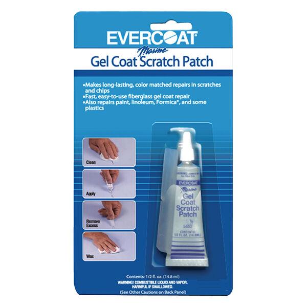 Evercoat Gel Coat Scratch Patch, Buff White