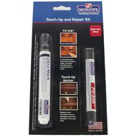 Wood Touch Up & Repair Kit, Black