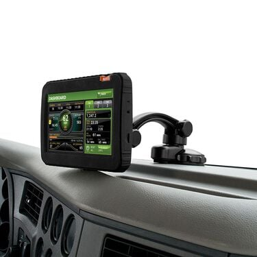 """Trucker Tough GPS Mount, Up To 7"""""""