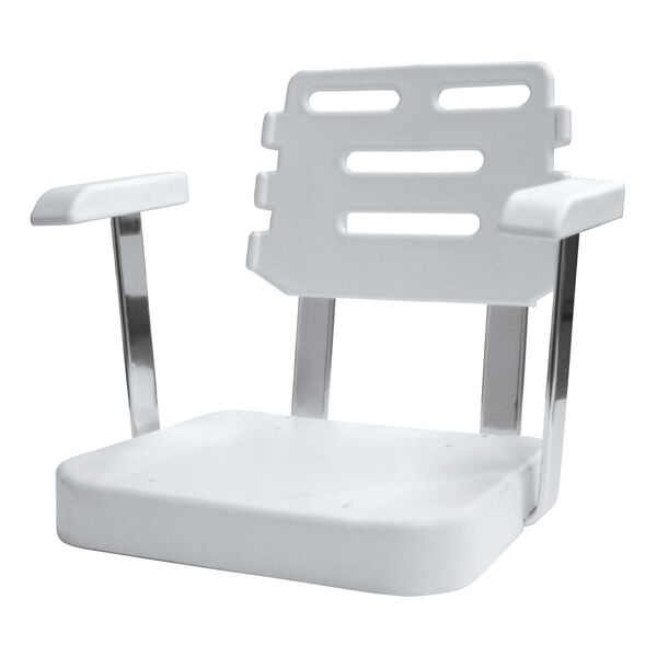 Wise Ladder-Back Chair, Seat Shell Only