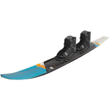 HO Freeride EVO Slalom Waterski With Double Free-Max Bindings