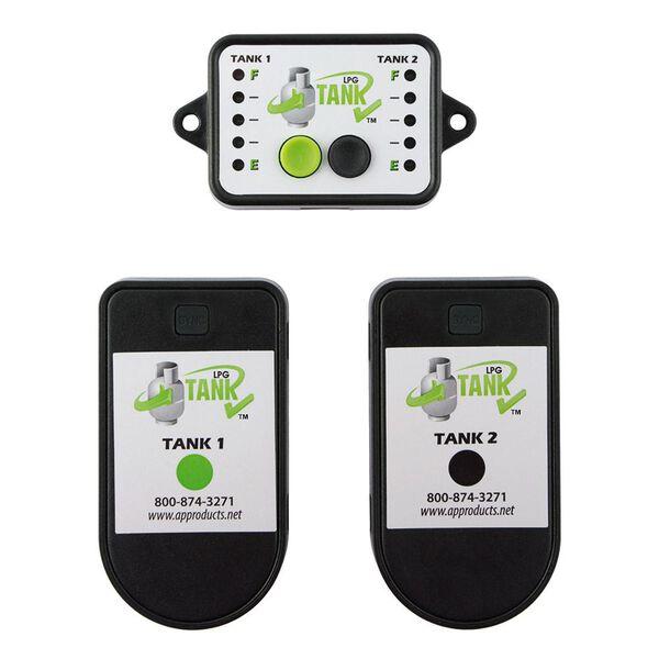 Mopeka TankCheck LPG Dual Sensor with Monitor Kit