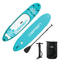 """O'Brien Lotus 10'6"""" Inflatable Stand-Up Paddleboard"""