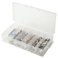 Overton's 101-Piece Canvas Fastener Kit